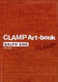 CLAMP SOUTH SIDE ART BOOK