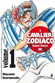 I CAVALIERI DELLO ZODIACO PERFECT EDITION N.   1