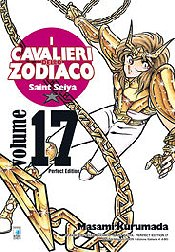 I CAVALIERI DELLO ZODIACO PERFECT EDITION N.  17