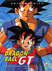 DRAGON BALL  GT ANIME COMICS N.   1