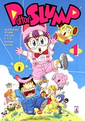 DOTTOR SLUMP & ARALE ANIME COMICS N.   1