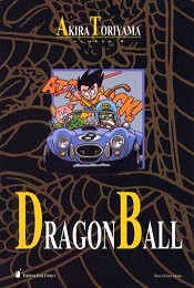 DRAGON BALL BOOK N.   8
