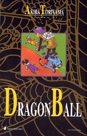 DRAGON BALL BOOK N.  21