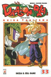 DRAGON BALL DELUXE N.  33