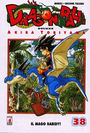 DRAGON BALL DELUXE N.  38