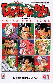 DRAGON BALL DELUXE N.  41