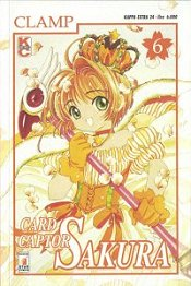 CARD CAPTOR SAKURA N.   6