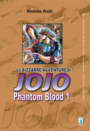 LE BIZZARRE AVVENTURE DI JOJO  N.   1 - PHANTOM BLOOD N.   1