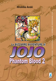 LE BIZZARRE AVVENTURE DI JOJO  N.   2 - PHANTOM BLOOD N.   2