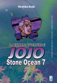 LE BIZZARRE AVVENTURE DI JOJO  N.  46 - STONE OCEAN 7