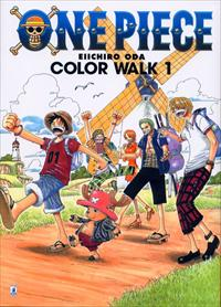 ONE PIECE COLOR WALK N.   1