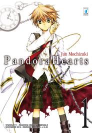 PANDORA HEARTS N.  1