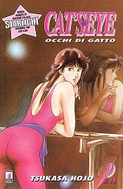 CAT'S EYE - OCCHI DI GATTO N.   9