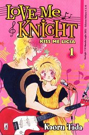 LOVE ME KNIGHT  - KISS ME LICIA N.   1