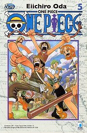 ONE PIECE NEW EDITION N.   5