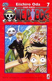 ONE PIECE NEW EDITION N.   7