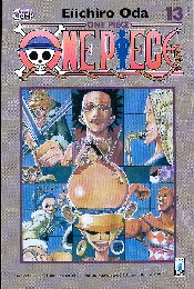 ONE PIECE NEW EDITION N.  13