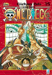 ONE PIECE NEW EDITION N.  15