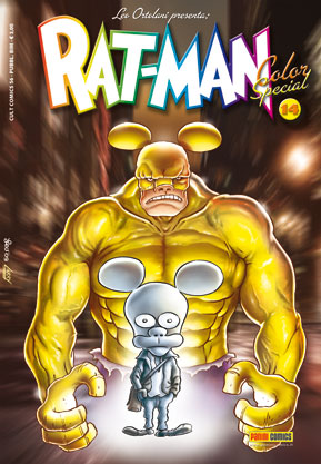 RAT-MAN COLOR SPECIAL N.  14
