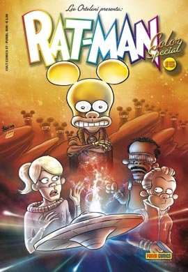 RAT-MAN COLOR SPECIAL N.  15