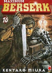 MAXIMUM BERSERK N.  10