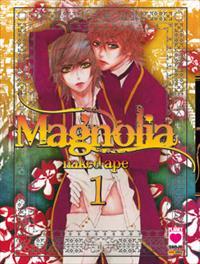 MAGNOLIA N.   1 - COVER B