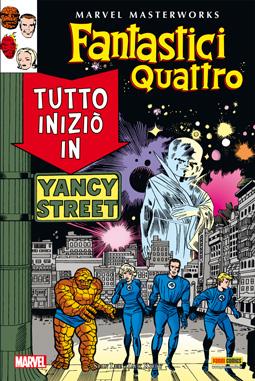 MARVEL MASTERWORKS I FANTASTICI QUATTRO N.   3