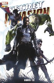 SECRET INVASION N.   4 (DI 8)