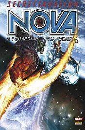 NOVA I GUARDIANI DELLA GALASSIA 1 (DI 2) - SECRET INVASION