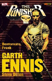 PUNISHER GARTH ENNIS COLLECTION N.   1 - BENTORNATO FRANK
