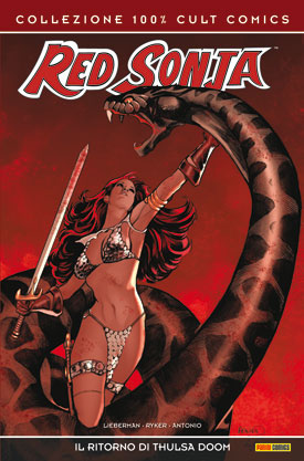 RED SONJA N.   4 – 100% CULT COMICS