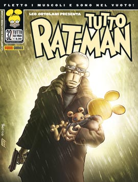 TUTTO RAT-MAN N.  32