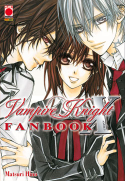 VAMPIRE KNIGHT FANBOOK