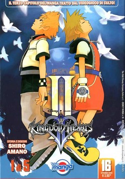 KINGDOM HEARTS II N.   1 (di 5)