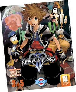 KINGDOM HEARTS II N.   3 (di 5)