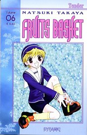 FRUITS BASKET N.   6