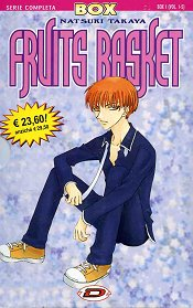 FRUITS BASKET BOX N.   1 (vol. 1-5)