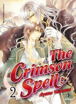 THE CRIMSON SPELL N.   2