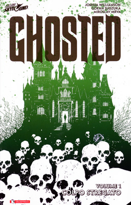 GHOSTED N.   1 - COLPO STREGATO
