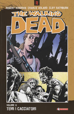 THE WALKING DEAD N.  11