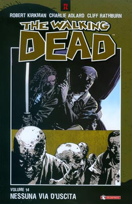 THE WALKING DEAD N.  14