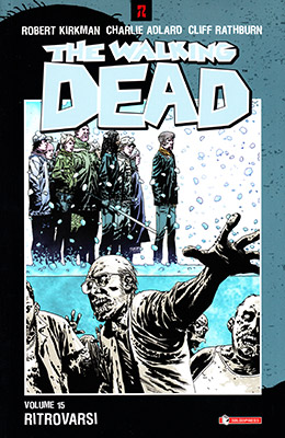 THE WALKING DEAD N.  15