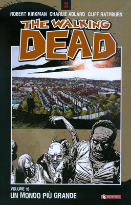 THE WALKING DEAD N.  16