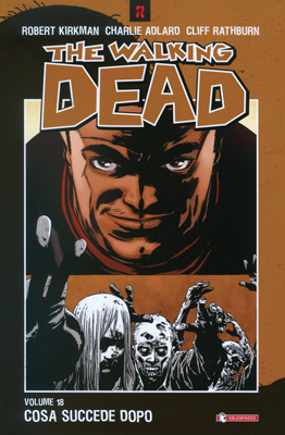 THE WALKING DEAD N.  18