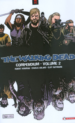 THE WALKING DEAD COMPENDIUM N.   2