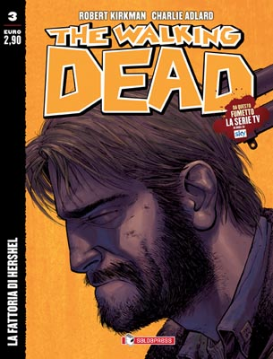 THE WALKING DEAD  N.   3 ECONOMICO