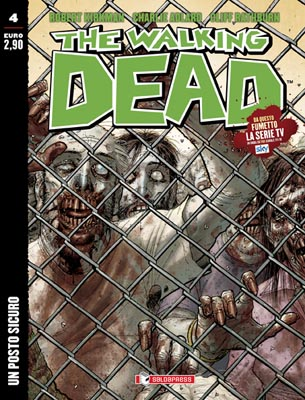 THE WALKING DEAD  N.   4 ECONOMICO