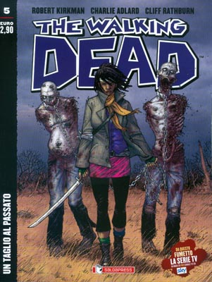 THE WALKING DEAD  N.   5 ECONOMICO