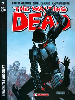 THE WALKING DEAD  N.   7 ECONOMICO - I MORTI VIVENTI