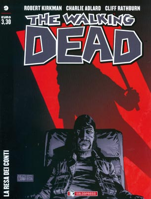THE WALKING DEAD  N.   9 ECONOMICO - LA RESA DEI CONTI